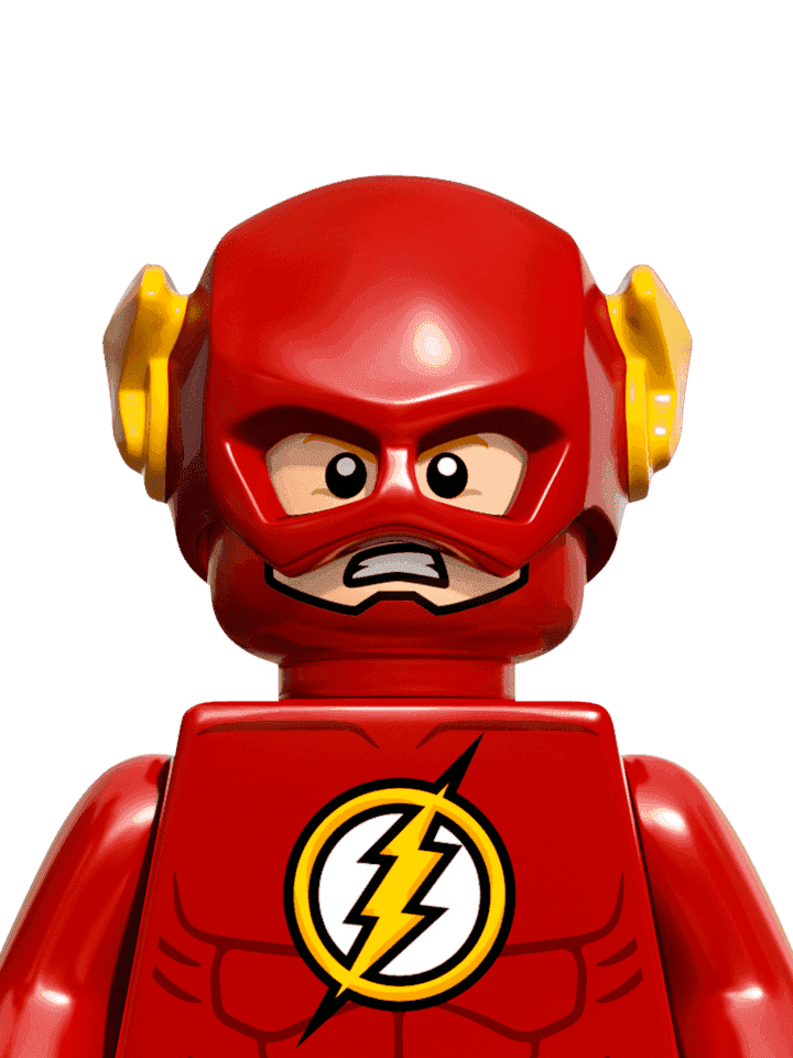 The Flash Characters Lego Dc Comics Super Heroes Legocom