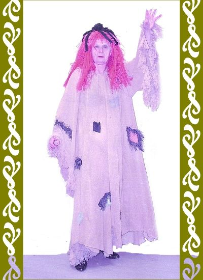 kostým čarodějnice 800a5330d4