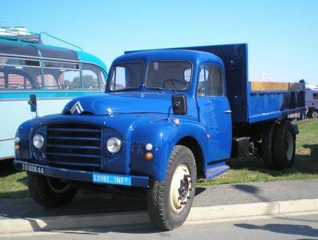 1964 citroen u55 camion pinterest citro n v hicule commercial et vehicule. Black Bedroom Furniture Sets. Home Design Ideas