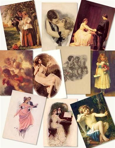 I Love Art 10 Set of Ten