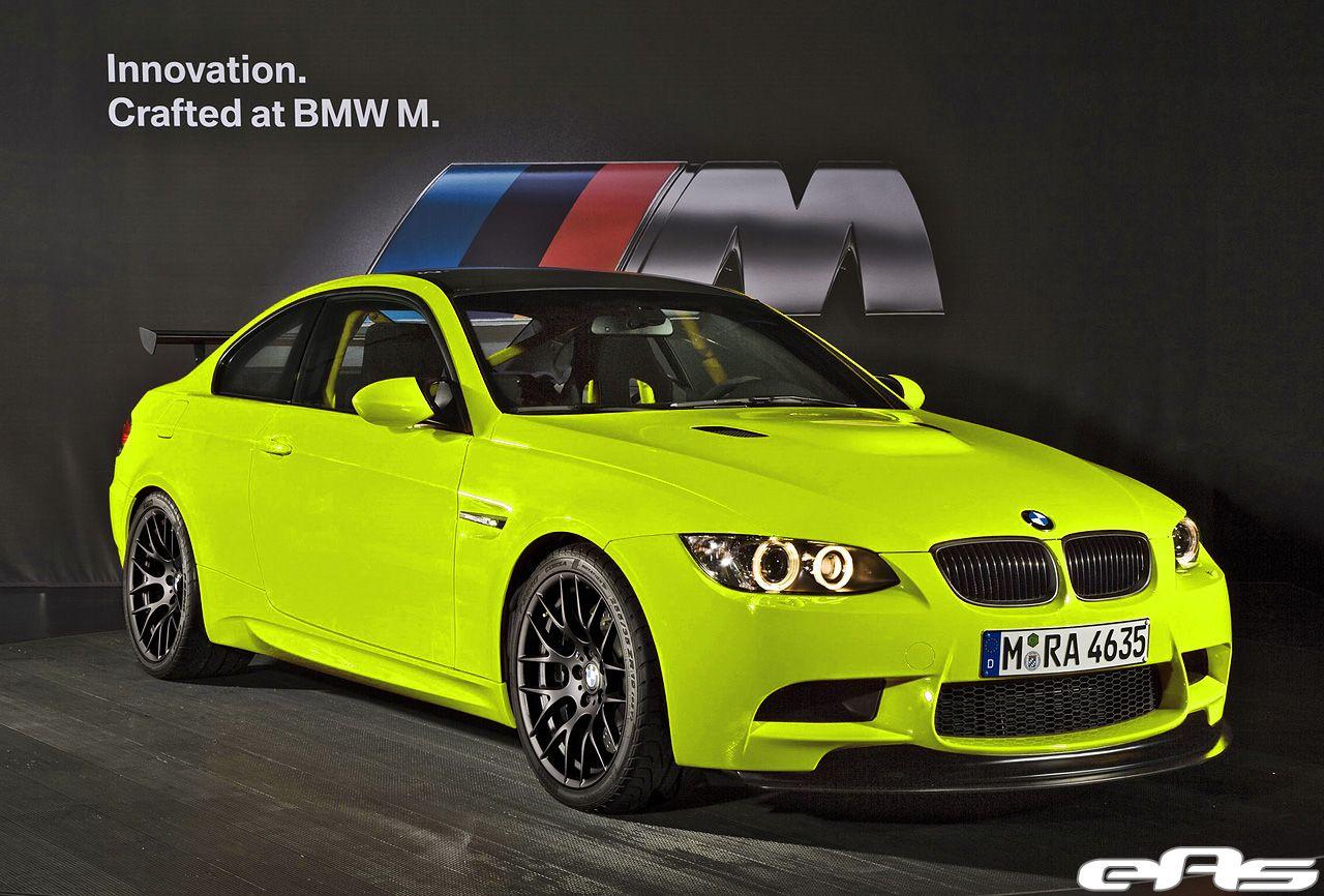 Cars colored yellow - Neon Colored Cars Neon Yellow E46 M3 E46fanatics