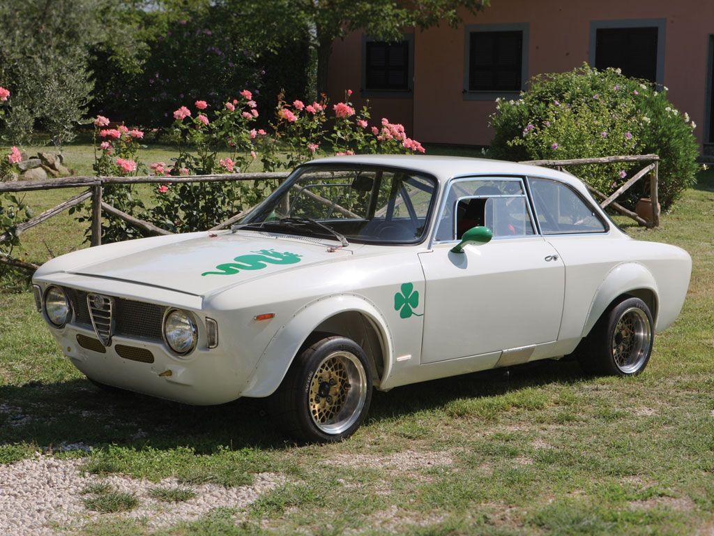 Alfa Romeo Giulia Sprint GTA 1300 Junior Corsa