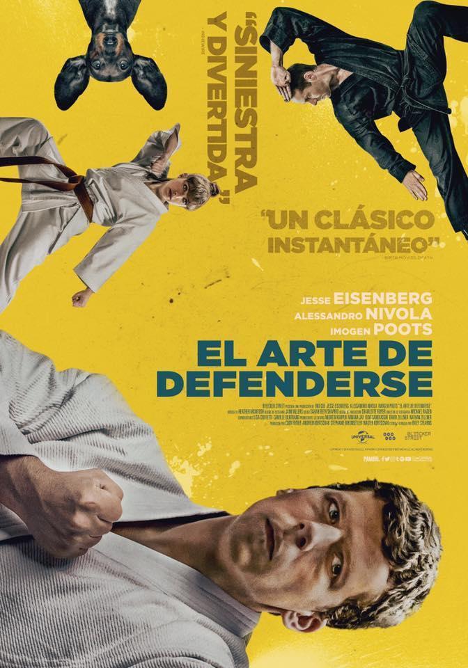 The Art Of Self Defense 2019 Peliculas Completas Arte Descargar Peliculas