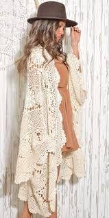 bohemian chic klänning