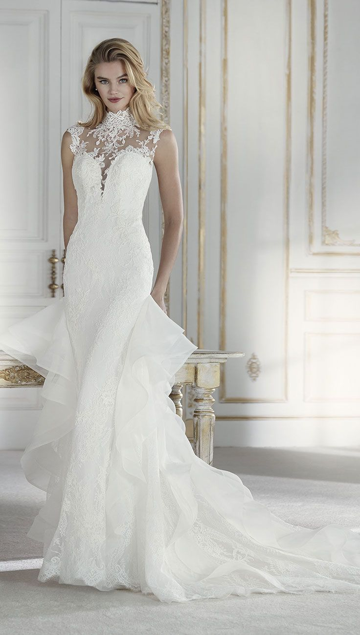 Fall in Love with La Sposa 2018 Bridal Collection | Pinterest ...