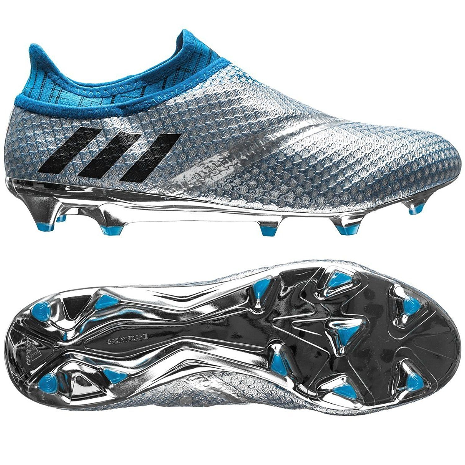 Adidas mens messi 16 pure agility fg soccer cleats 9ine