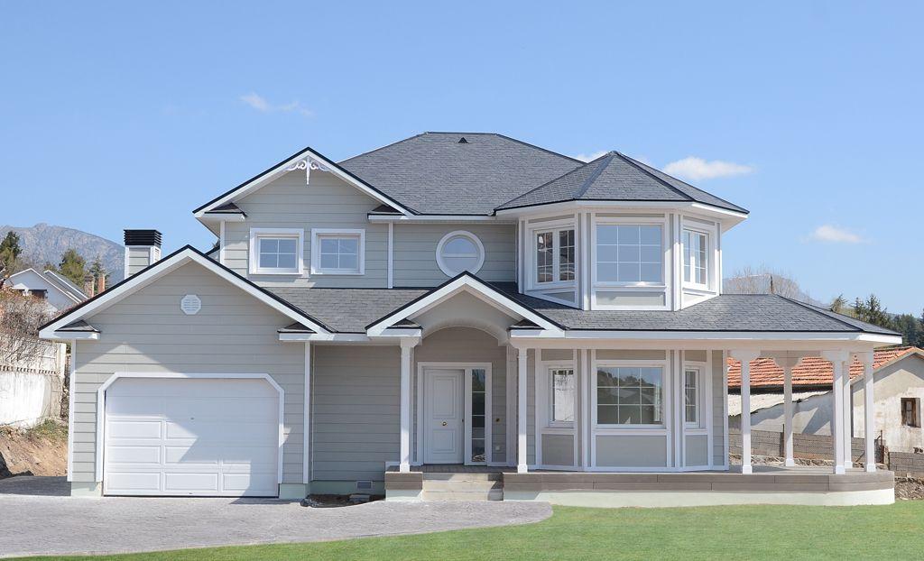 Casas victorianas buscar con google mansiones - Casas tipo americano ...