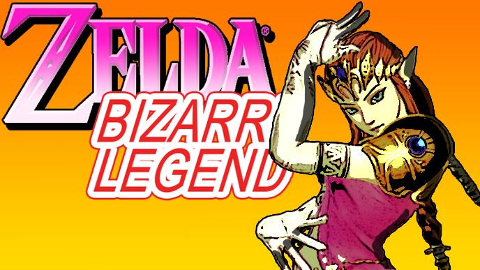 Zelda Bizarre Legend | #SmaBro #NeoGaf