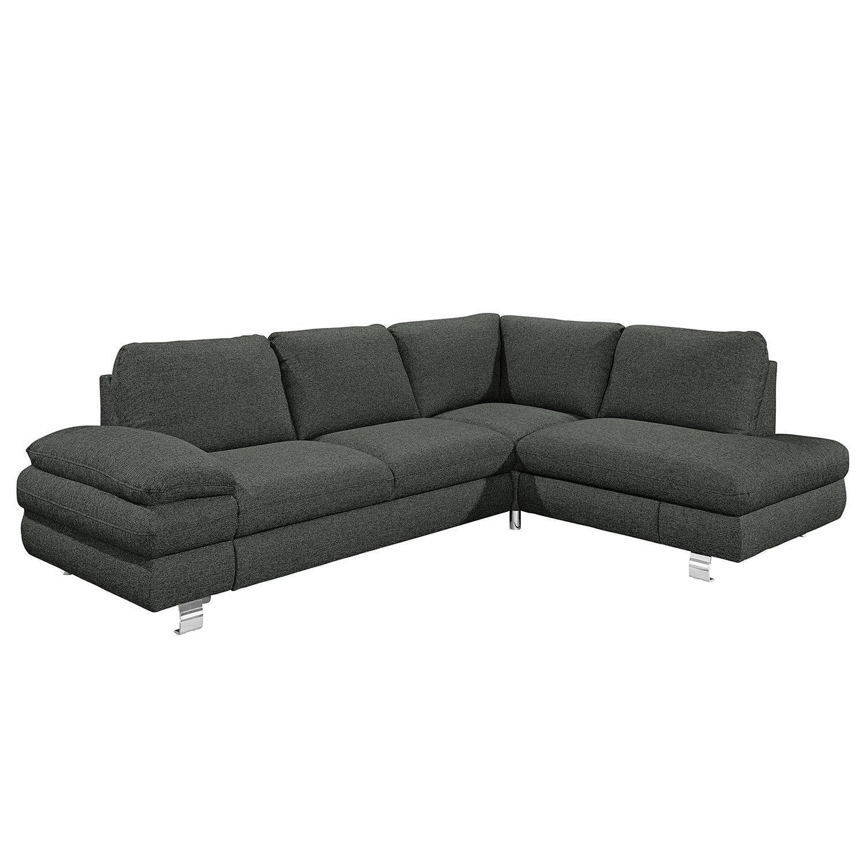 Home24 Ecksofa Wasillas Webstoff Ecksofas Big Sofa Mit Schlaffunktion Sofa Weiss