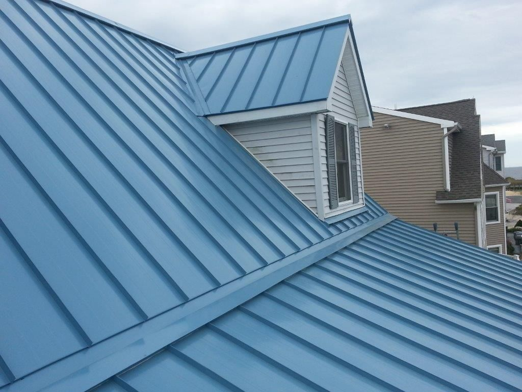 Why Switching to a Metal Roof is More Important than Ever Home