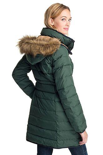 Esprit adjustable down puffer coat | Down puffer coat