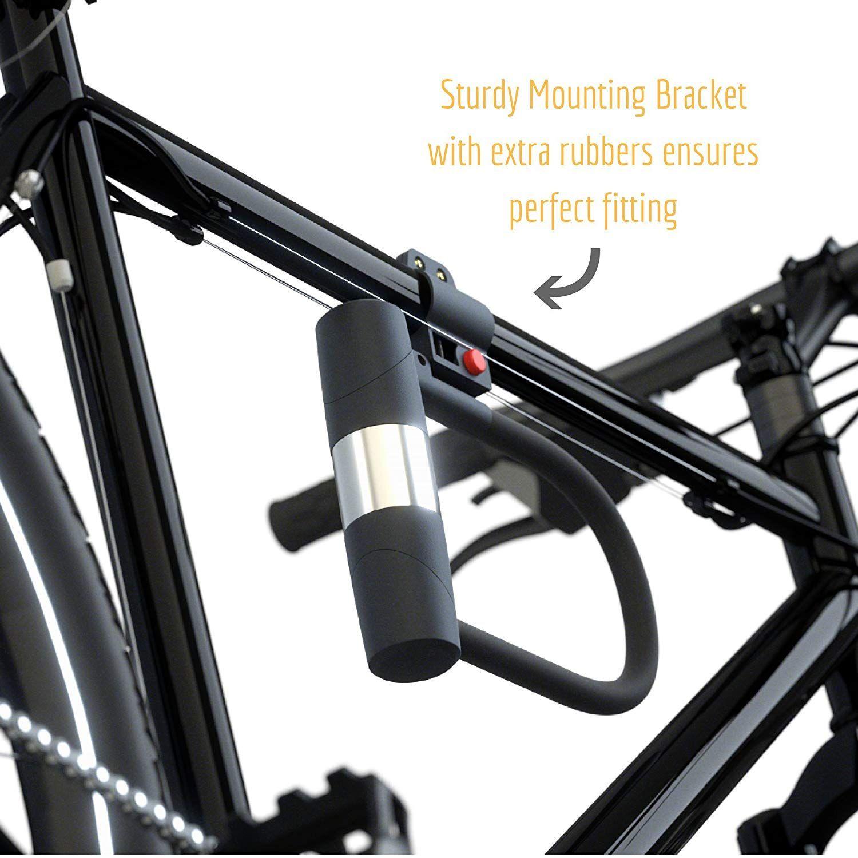 Sigtuna Bike Lock Review Bike Lock Bike Cool Bikes