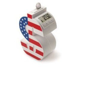 Eb Brands Perfect Solutions Digital Coin Counting Bank U S Dollar Digital Coin Counting Coins American Design