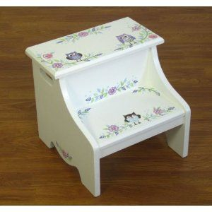 Tremendous Owl Step Stool In 2019 Stool Furniture Baby Furniture Ibusinesslaw Wood Chair Design Ideas Ibusinesslaworg