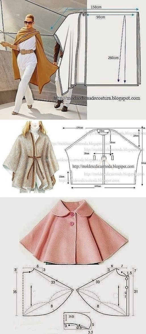 costura #moldes   Sewing by Caro   Pinterest   Molde, Costura y Patrones