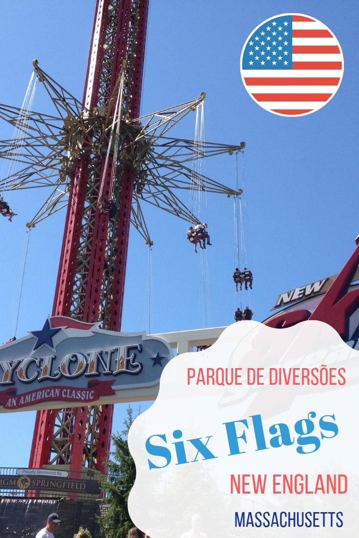Six Flags New England Excelente Parque Em Massachusetts Viagens Parques Aquaticos E Viagem