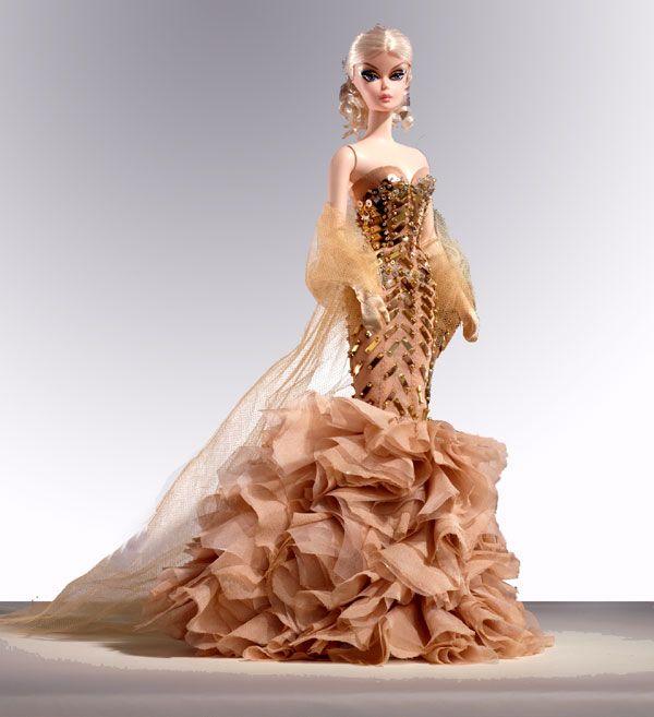 Barbie Mermaid Gown | Barbie | Pinterest | Mermaid gown, Dolls and ...