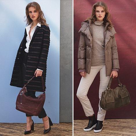 363ecc70949b8 Gérard Darel collection automne hiver 2015 2016   Vestes   Manteaux ...
