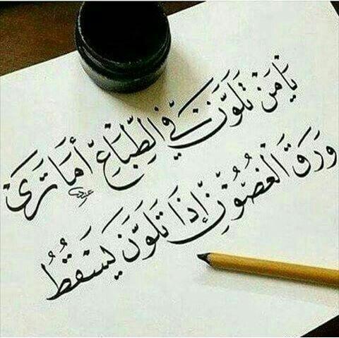 خطوط جميلة Arabic Poetry Face Quotes Words Quotes