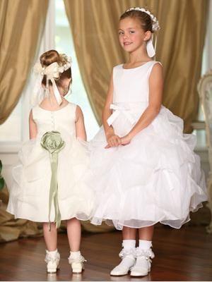 f2bbe374129 Tip Top Flower Girl Dress 5295 - French Novelty