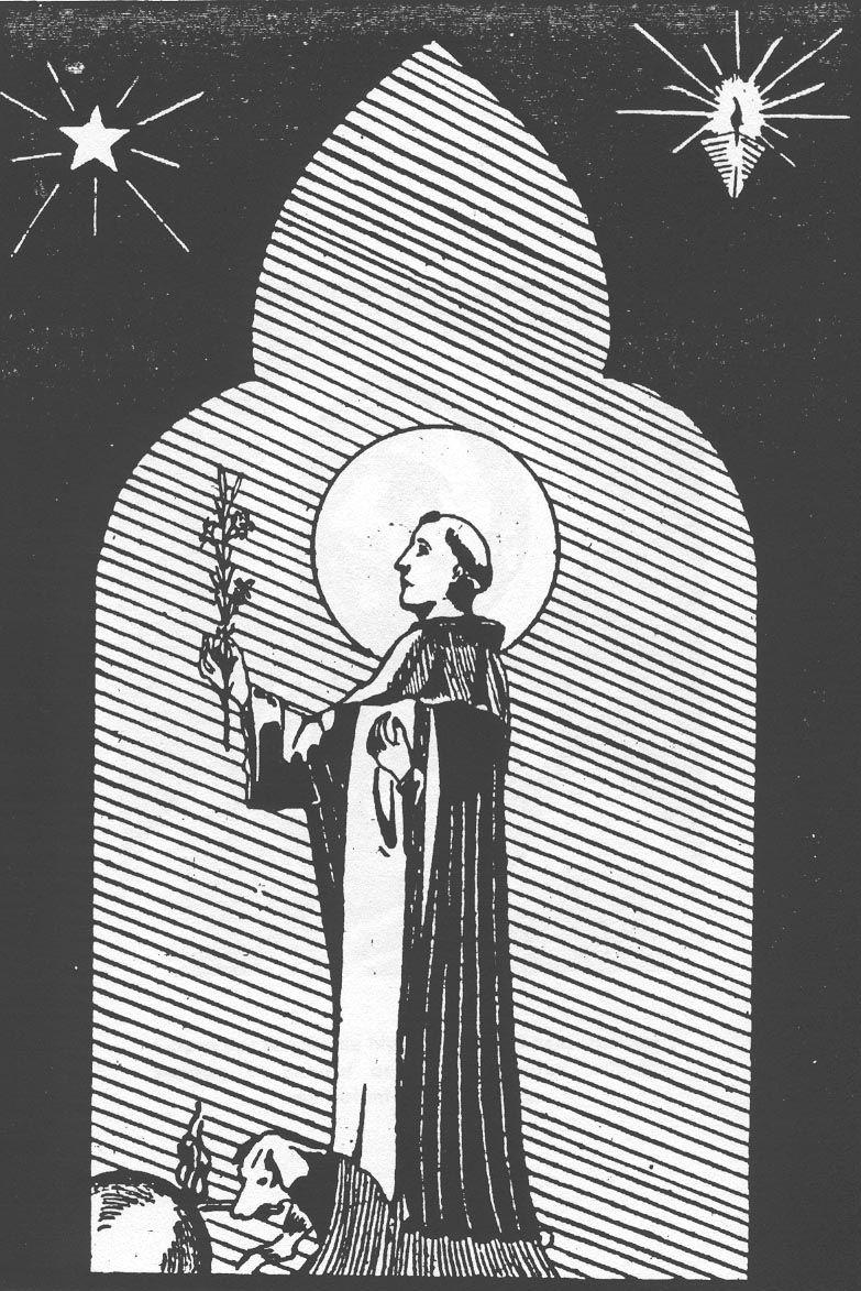 St Dominic Szentek Saints Pinterest Saint Dominic