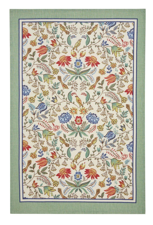 Amazon Com Ulster Weavers Arts And Crafts Linen Tea Towel Home Kitchen Tea Towel Art