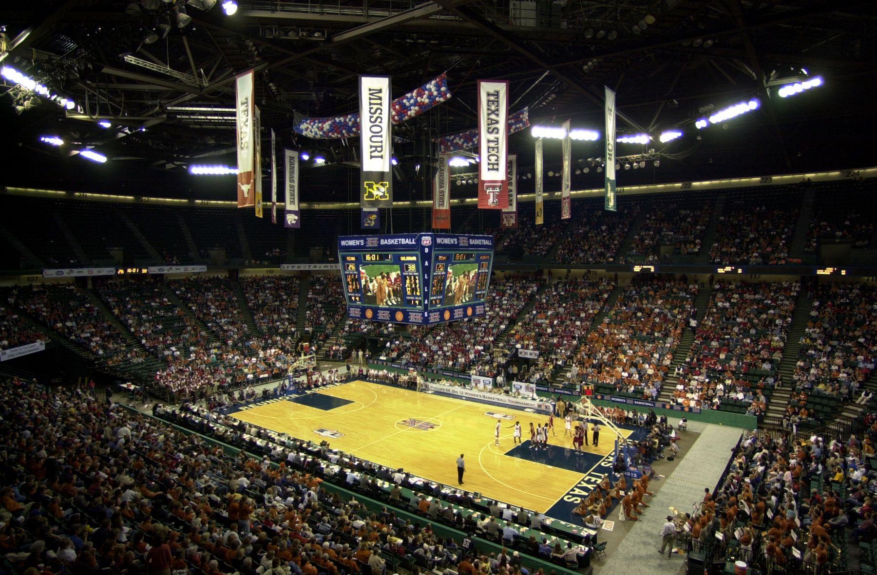 Big 12 Basketball Sprint Center Kansas City Basketball Kansas