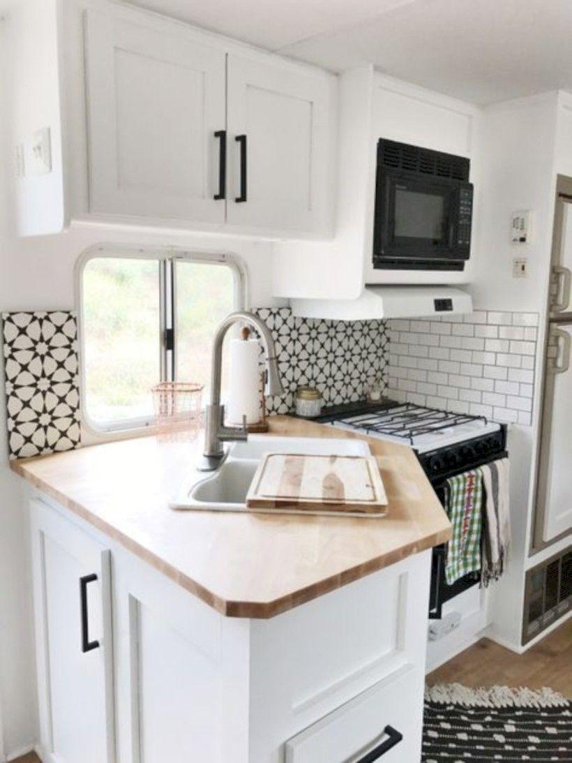 Nice 44 Best Rv Camper Van Interior Decorating Ideas Https://about Ruth