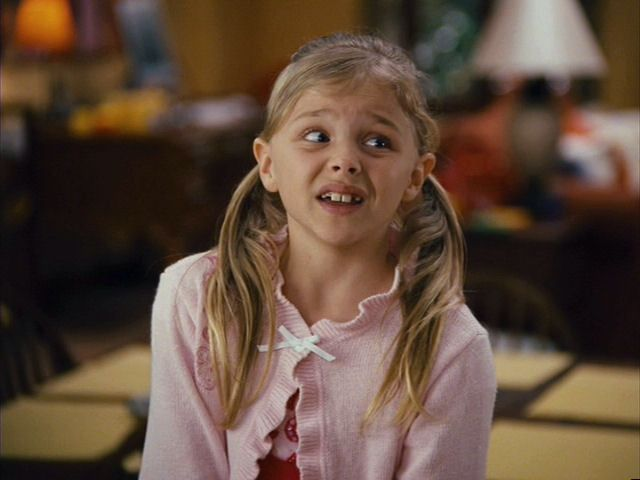 Chloe Moretz as Carrie in Big Momma's House 2 (2006)