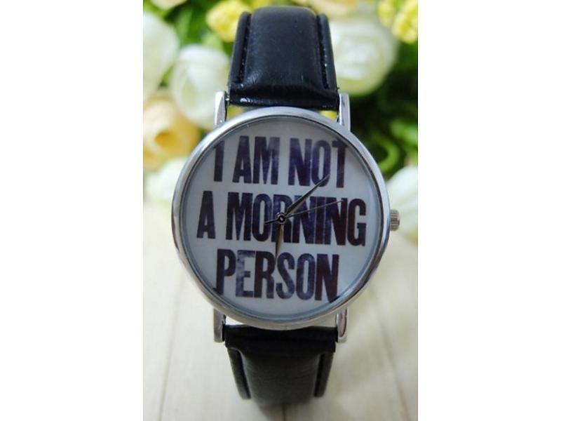 http://www.ovstore.nl/nl/huismerk-horloge-i-am-not-a-morning-person-zwart.html