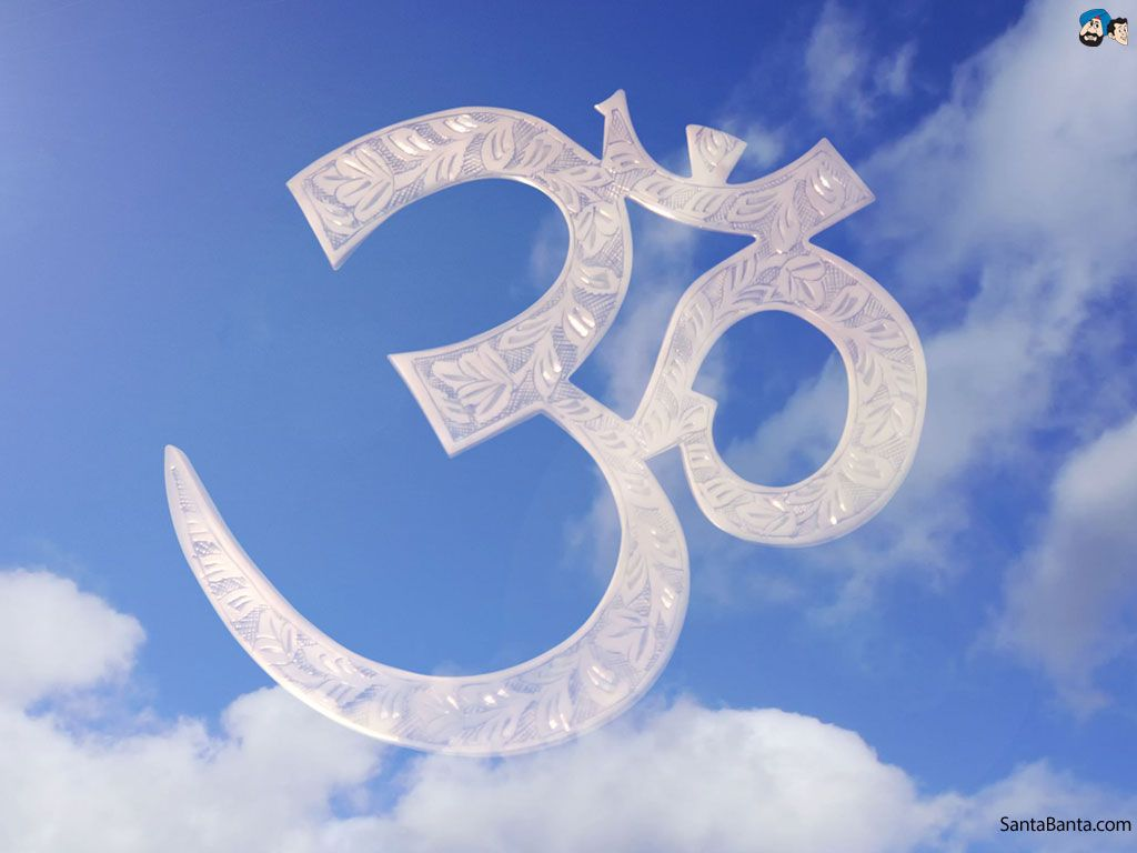 Hindu Religious Mantra Om Wallpaper Beautifull