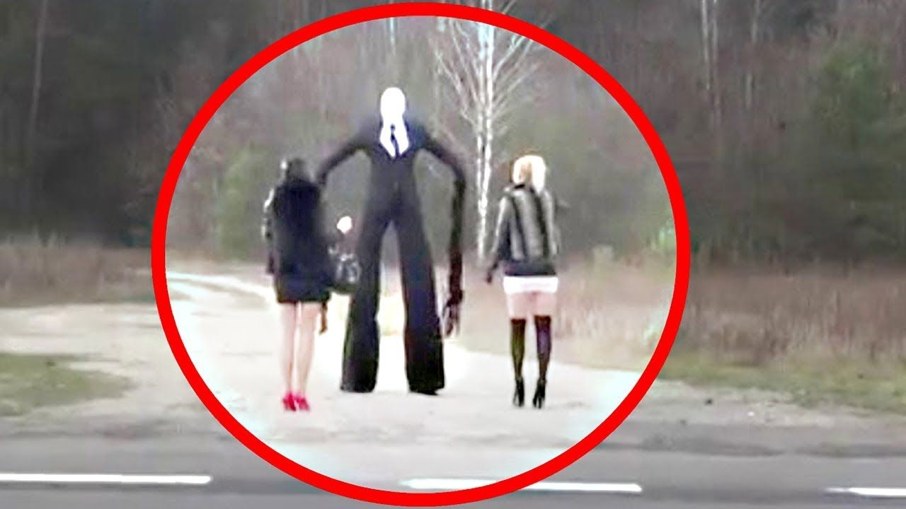 How Slenderman, the Internet's Horror Star