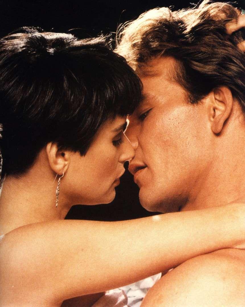 Os Beijos Mais Marcantes Do Cinema Beijos De Cinema Filmes Anos