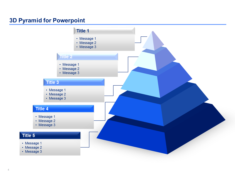 Pyramid diagram templates reuse pyramid diagram templates ccuart Gallery