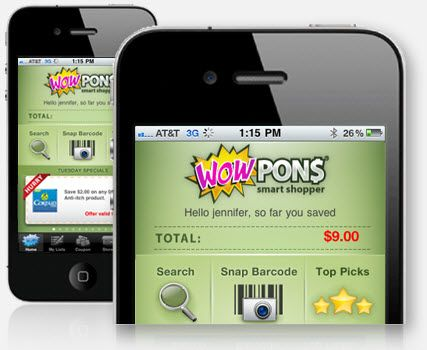 How to Store Digital Coupons on Free Smartphone Apps Smartphone