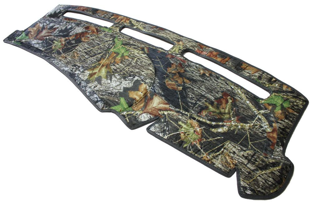 Details About New Mossy Oak Camouflage Dash Mat Cover