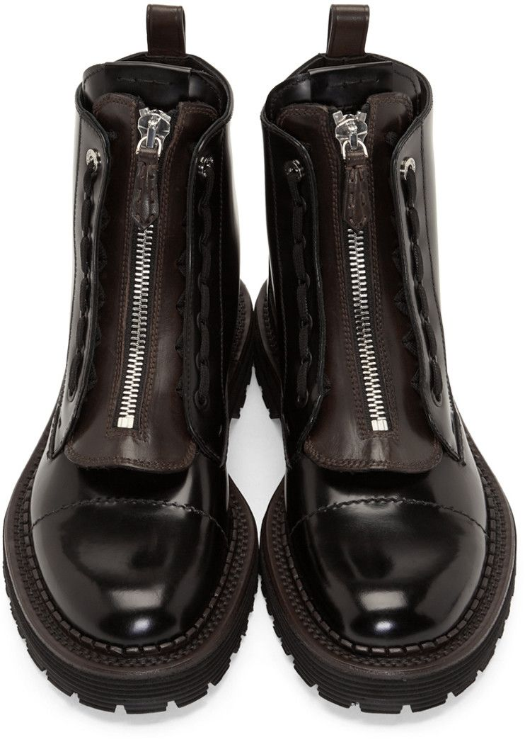 Fendi Selleria Leather Boots under 70 dollars free shipping websites discount real outlet store locations pl8qCh