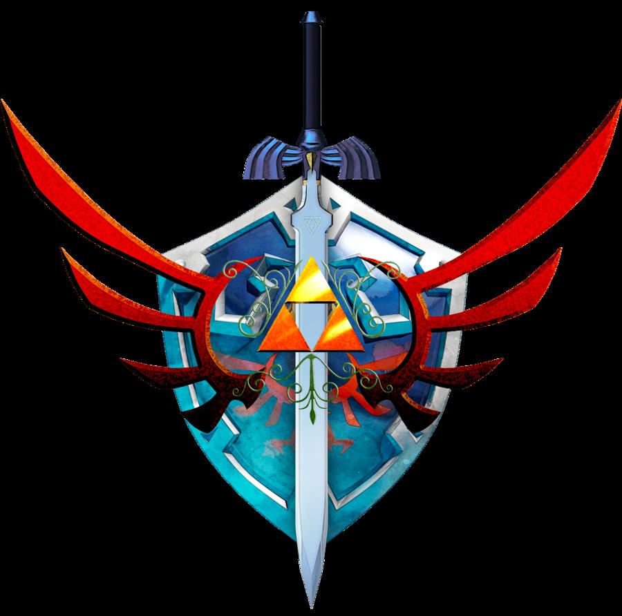 Skyward Sword S Triforce By Kii Sakurada On Deviantart Zelda Tattoo Zelda Art Legend Of Zelda