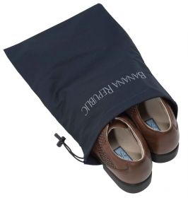 Promotional Products Ideas That Work Twill Shoe Bag 12x17 Made In Canada Get