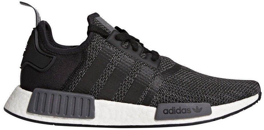 3b0a3258d B79758  New Mens ADIDAS Originals NMD R1 Sneaker Black Carbon White ...