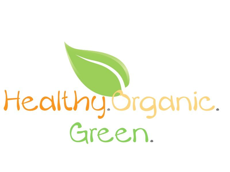 I\'m trying to live like a HOG- Healthy Organic & Green. Logo Design ...