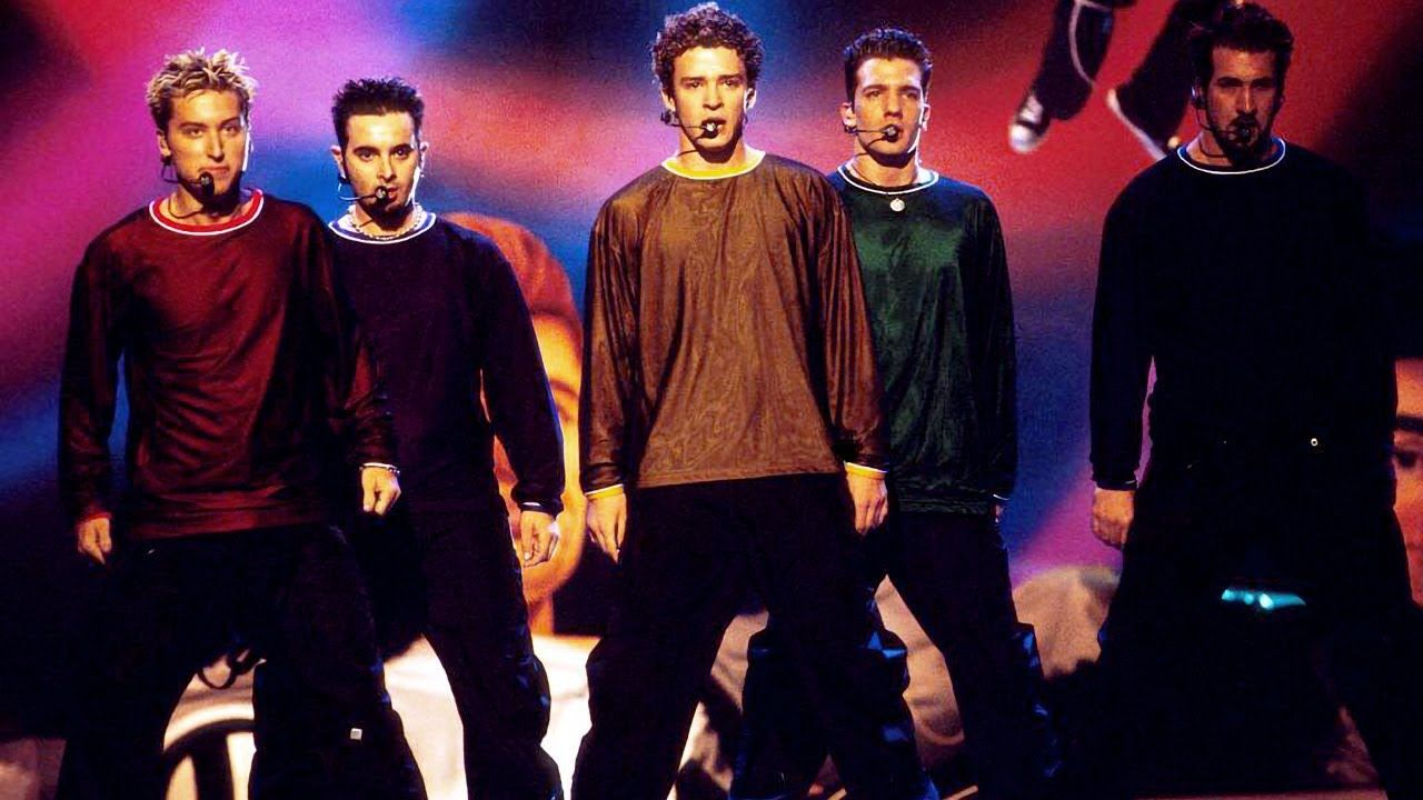 Nsync Bye Bye Bye Full Choreography With Images Nsync Choreography American Music Awards