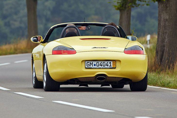 Porsche Boxster Bilder Porsche Autos Box