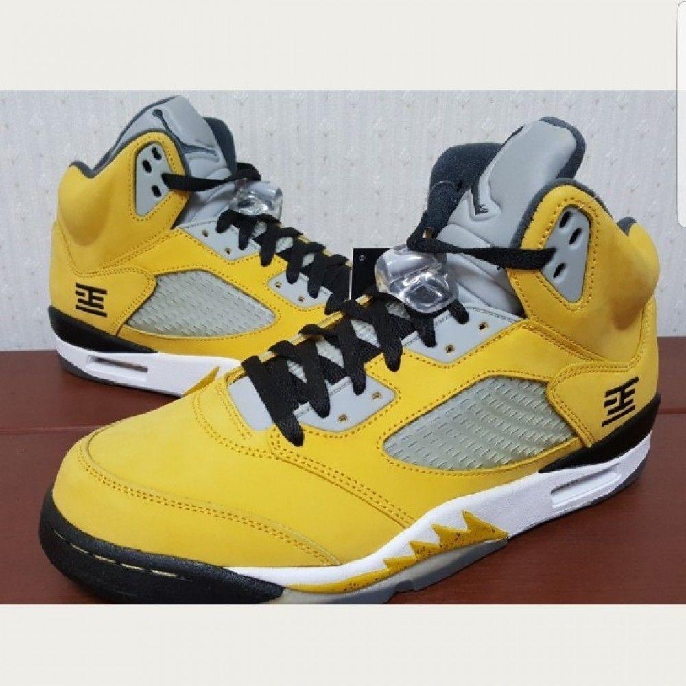 premium selection b95e6 a03ca ... usa nike air jordan 5 retro t23 tokyo limited sneakers 2011 us 9.5 454783  701 nike