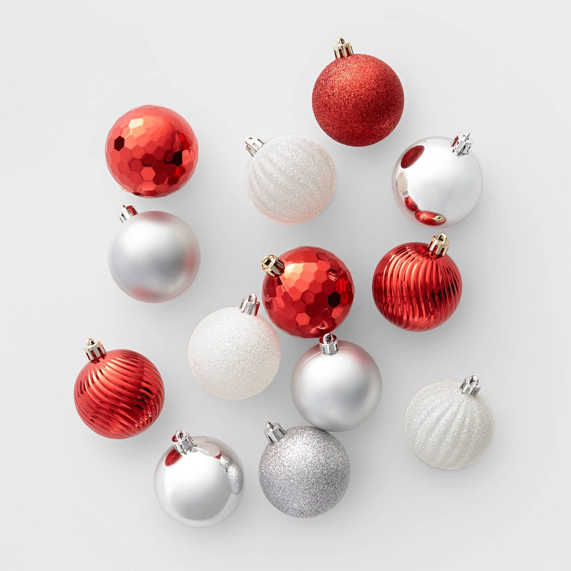 100ct Christmas Ornament Set Wine Wondershop Pink Red Gold Ornament Set Christmas Ornament Sets Christmas Ornaments