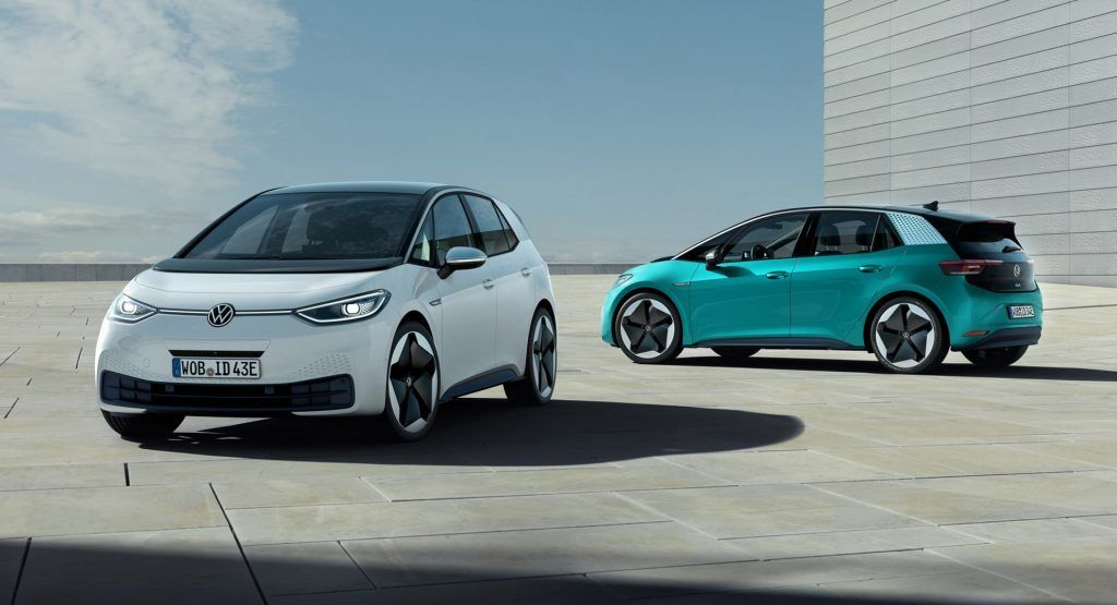 Baby Electric Vw Id 1 Coming In 2023 Will Have A Similar Footprint To E Up In 2020 Electric Cars Cars Uk Volkswagen