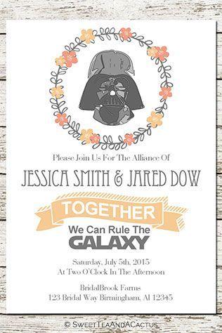 10 Star Wars Wedding Ideas For #ForceFriday