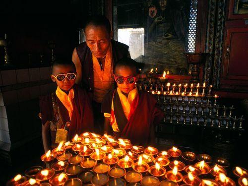 #buddhism #monks