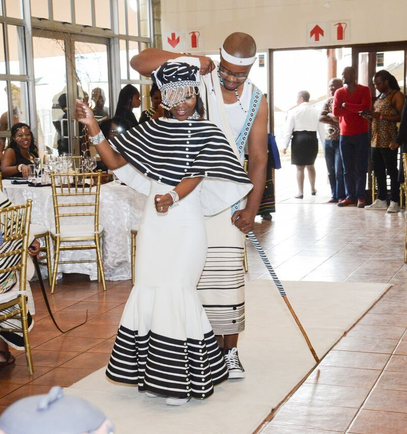 wedding decoration ideas south africa%0A Xhosa Dresses For The Modern Bride  South African Wedding Blog