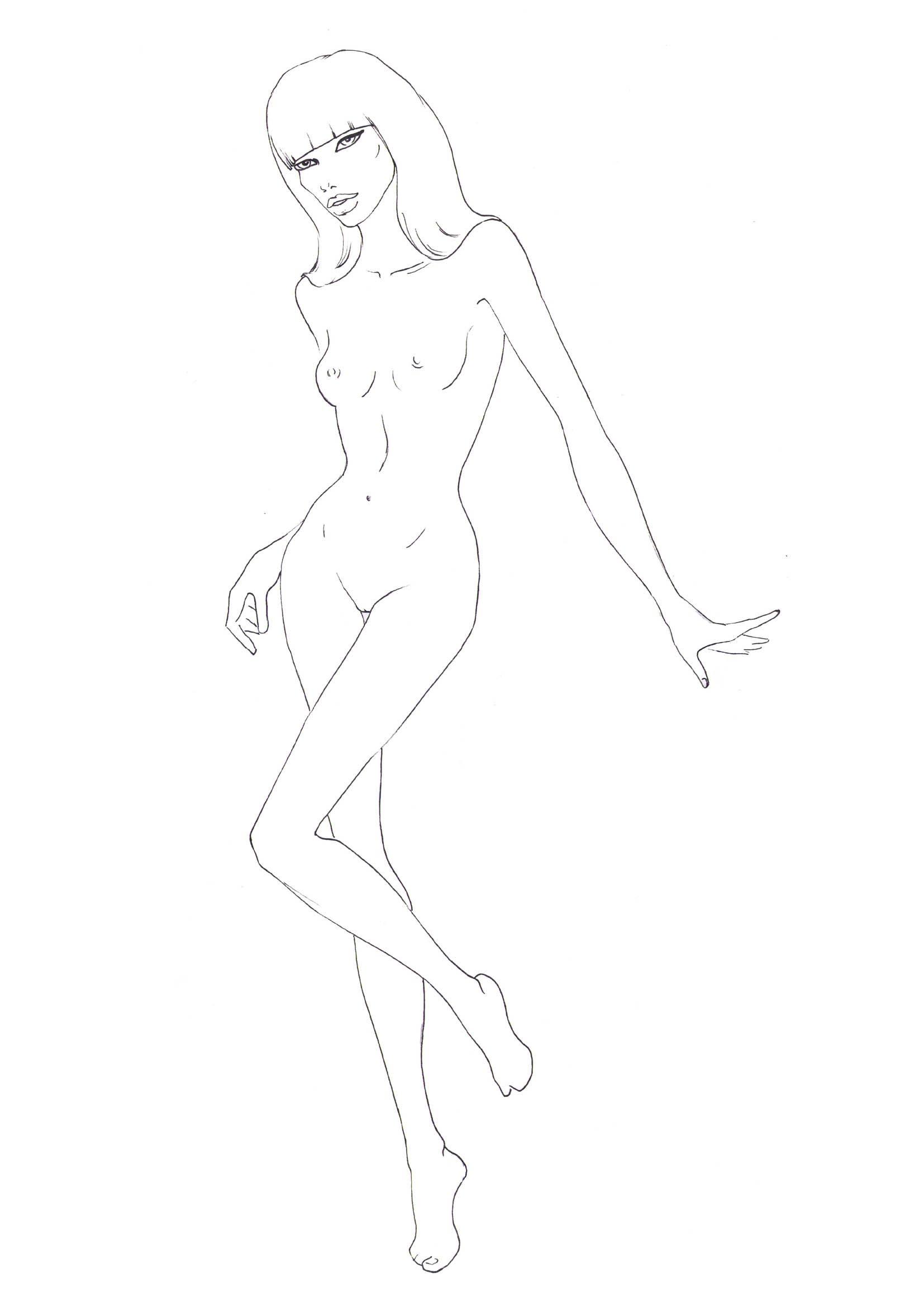 Pin de Mario Freire en designmoda   Pinterest   Figurin, Bocetos y ...